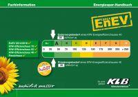Wege durch die EnEV: Das aktualisierte Energiespar-Handbuch ordnet einzelne KLB-Wandsysteme dem passenden Energiesparstandard zu.