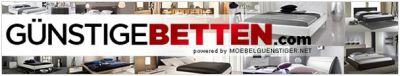 Günstige Betten mit BESTPREIS-GARANTIE ab sofort erhältlich bei www.günstigebetten.com