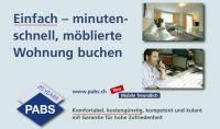 PABS.ch der führende Anbieter komfortabler möblierter Wohnungen in Zürich