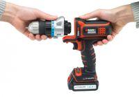 Mit dem Multievo™ von Black & Decker lassen sich 95 Prozent aller DIY-Aufgaben wie Schrauben, Bohren, Sägen, Schleifen) erledigen.