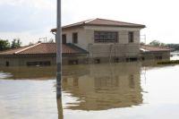 Trockenes Mauerwerk dank Coriso-Mauerziegel: Familie steht nach Flutkatastrophe vor Wiedereinzug.