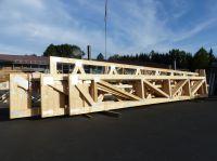 GIN ließ den deutschen Markt analysiern um Absatzpotenziale für Nagelplatten-Holzkonstruktionen  auszuloten.©Krug/GIN,Ostfildern