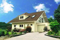 Eigenheim aus massivem Leichtbeton kombiniert langfristigen Werterhalt mit Wohngesundheit und Wärmedämmung.