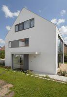 Diffusionsoffene Baustoffe wie Mauerziegel unterstützen einen natürlichen Ausgleich des Raumklimas (Bild: Unipor, München).