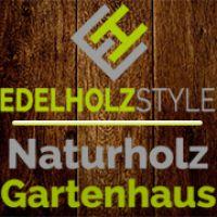 Naturholz Gartenhaus