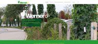 Internetauftritt der Firma Werner GmbH aus Zweibrücken / Mittelbach