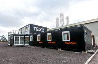 Neuer internationaler Kooperationspartner - Bürokonzept für die Texo Group in Schottland