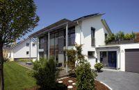 Viel Licht, Luft, Sonne - wenig Verbrauch. Kitzlinger Passivhaus Passivo