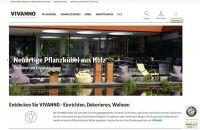Der neue Shop auf vivanno.de