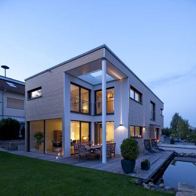 Modernen Ökohäusern sieht man ihre besonderen Qualitäten nicht an – man spürt sie als Bewohner aber umso mehr.
