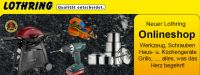 Lothring GmbH - Irh Experte für Haus- & Küchenprodukte, Gartengeräte & -möbel, Spielwaren, Eisenwaren und Werkzeug