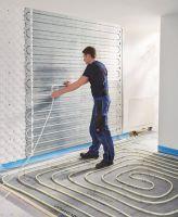 """comfort-roll-System, Modell """"Trockenbau"""": Einsatz auch an Wänden, einfache Ein-Mann-Montage"""