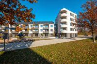 In Neubiberg bietet eine neue Anlage seit Herbst 2018 komfortablen Wohnraum zu bezahlbaren Mietpreisen (Bild: Unipor, München).