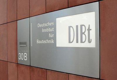 Zentrale Vergabestelle von bauaufsichtlichen Zulassungen: Das Deutsche Institut für Bautechnik, Berlin. (Foto: Mareike Quassowski)