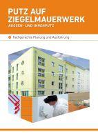 """Zum Download auf www.unipor.de: Die Broschüre """"Putz auf Ziegelmauerwerk"""" hilft, sich über  verschiedene Putztypen zu informieren."""