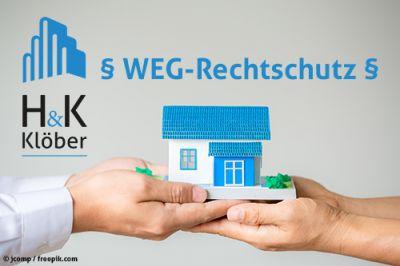 H & K Klöber bietet inovatives Versicherungskonzept: die WEG-Rechtschutzversicherung