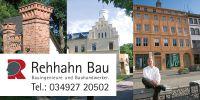 Rehhahn Bau - Die Baufirma aus dem Ldk. Wittenberg ist bereits seit 1991 im Hochbau aktiv.