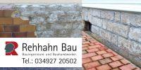 Rehhahn Bau legt feuchte Wände trocken im Landkreis Wittenberg und schafft Wohnqualität zu niedrigen Baukosten
