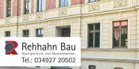 Die Baufirma Rehhahn Bau aus dem Landkreis Wittenberg führt im Hochbau alle Arbeiten in vorzüglicher Qualität durch.