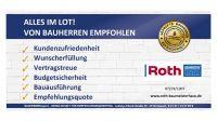 ROTH BAU GMBH, Germersheim: Bauherren bestätigen Qualität und Service 2020 auf Top-Niveau