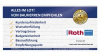 Roth Baumeisterhaus, Germersheim: Qualitätssicherung generiert hilfreiche Transparenz für Bauinteressenten