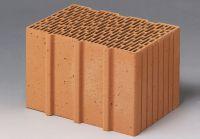 Dank der porigen Struktur nehmen Unipor-Mauerziegel überschüssige Luftfeuchtigkeit auf und geben sie bei Bedarf wieder ab.