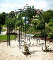 Der Gartenpavillon - Besonders stabil, von hochwertiger Qualität und exklusivem Erscheinungsbild