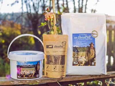 Schafwollpellets als Biodünger erfüllen hohe Anforderungen
