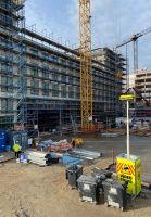 Schutz für Deutschlands größtes Holz-Hybrid-Bauwerk