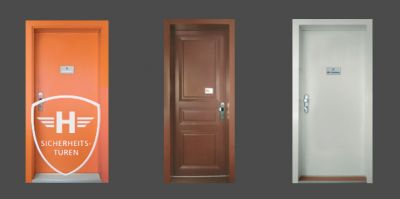 SICHERHEITSTÜREN HOFER - Ihr Experte für Wohnungstüren Einbruchschutz