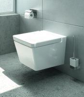 Spülrandlose Perfektion von VitrA Bad: T4 Wand-WC VitrAflush, Neuvorstellung auf der SHK 2014