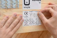 Schnoor-Produkte in EC-5-Qualität tragen das CE-Zeichen.Copyright: Ing.-Holzbau SCHNOOR, Burg