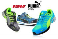 PUMA SAFETY mit SAFETY KNIT-Technologie