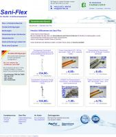 Sani-Flex.de Ihr Schlauchspezialist