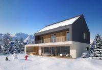 Der spezielle Wandaufbau der Hanlo Häuser gewährleistet zu jeder Jahreszeit ein angenehmes Wohnklima. (Foto: HANLO Haus)