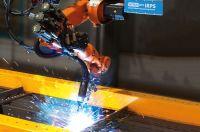 SSB Stark Stahlbau: Schweißroboter programmiert sich selbst