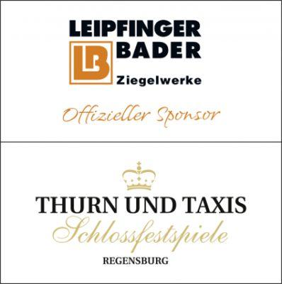 Die Ziegelwerke Leipfinger-Bader sind in diesem Jahr offizieller Hauptsponsor der Thurn und Taxis Schlossfestspiele in Regensburg.
