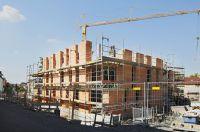 Das Mehrgenerationenhaus in Leonberg überzeugt mit energetisch hochwertigem Ziegel-Mauerwerk. (Bild: Unipor, München)
