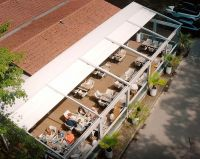 Terrassenüberdachungen - Gastlichkeit zu jeder Jahreszeit