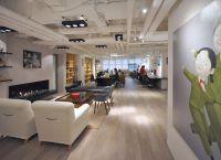 Die von Bean Buro Architects neugestalteten Hongkonger Büroräume der koreanischen Kreativfirma Cheil. Foto: HKTDC.
