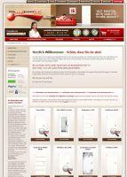 Innentüren und Wohnungstüren einfach online kaufen bei tuer-und-zarge.de