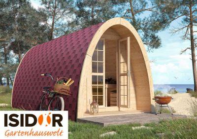 Isidor - der Spezialist für Gartenhäuser und Camping Pods