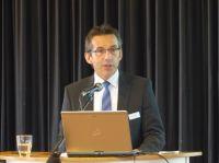 DHV-Präsident Erwin Taglieber spricht sich dafür aus, den Eigenheimbau nachhaltig zu fördern.(c)Achim Zielke/DHV, Ostfildern