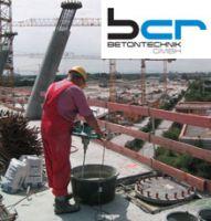 BCR Betontechnik GmbH - Ihr Spezialist für Vergussmörtel