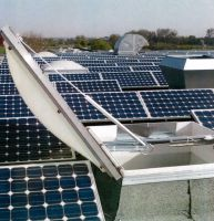 Solarelemente können die RWA-Funktion behindern. Positionierung und Dimensionierung sind daher entsprechend zu planen.