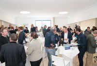 Zahlreiche Interessierte waren der Einladung der Sihga GmbH ins oberösterreichische Ohlsdorf gefolgt. Foto:©KATOULY David/cityfoto