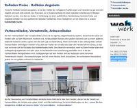 Der Fachbereich Rolladen im Türen-Fenster-Portal hilft, den richtigen Sonnenschutz zu finden.   Foto: tueren-fenster-portal.de