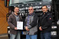 Erneut für den großen Preis des Mittelstandes nominiert: das Bamberger Dachdeckerunternehmen Weigel - Schrüffer.