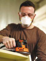 Die Mouse KA2000 ist ein echtes Multitalent und macht sich beim Schleifen, Entrosten, Reinigen und Polieren unentbehrlich.