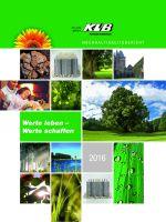 Novum: Als erster Leichtbeton-Hersteller präsentiert KLB-Klimaleichtblock jetzt einen umfassenden Nachhaltigkeitsbericht.